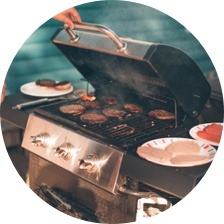 Free Grill Assembly & Delivery