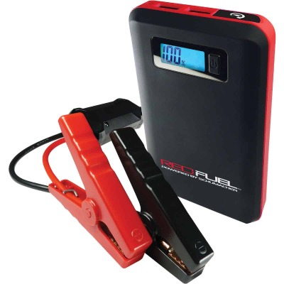 Schumacher Red Fuel 400a Multi-Function Jump Start System