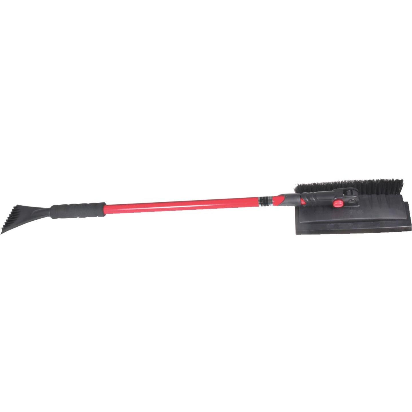 Hopkins Subzero 54 In. Steel Pivoting Snowbrush with Ice Scraper Image 1