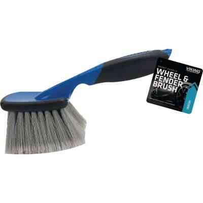 Viking Short Handle Wheel & Bumper Wash Brush