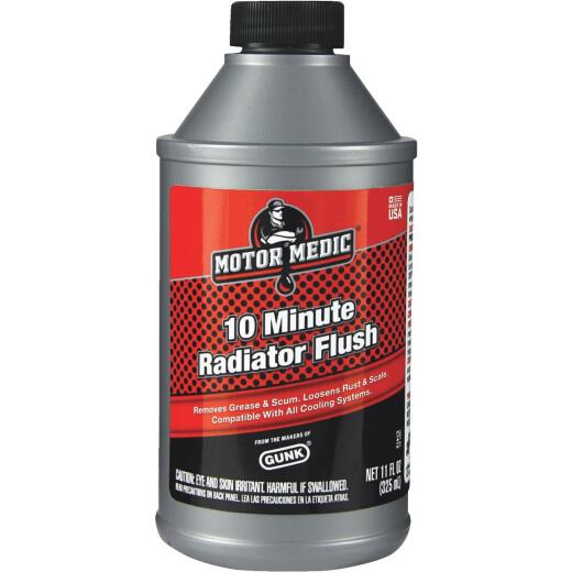 MotorMedic 11 Oz. 10 Minute Radiator Flush
