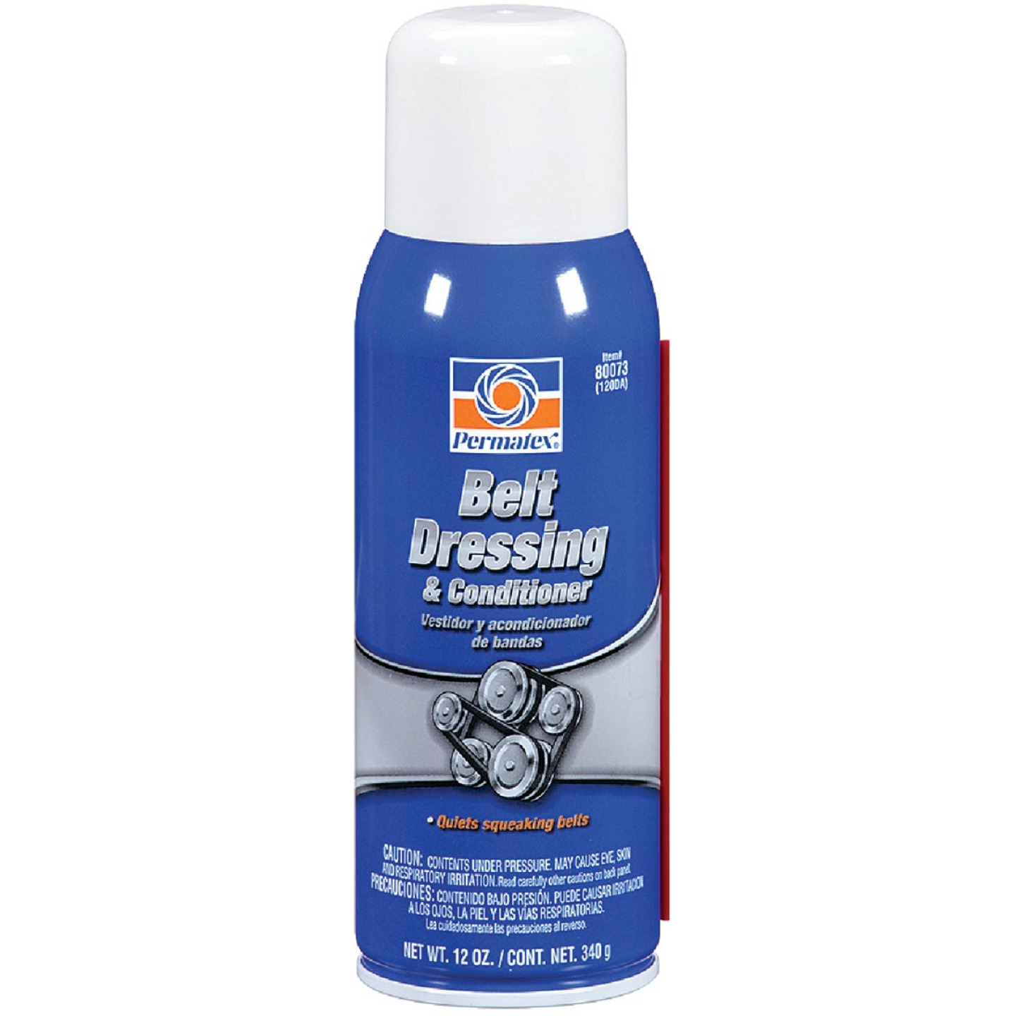 PERMATEX 12 Oz. Belt Dressing  Image 1