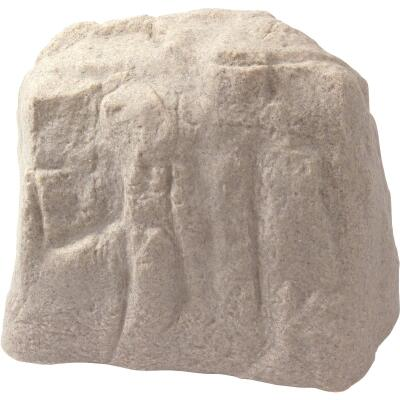 EMSCO 18-7/8 In W x 20-1/2 In H x 25 In L Sandstone Decorative Landscape Architectural Rock
