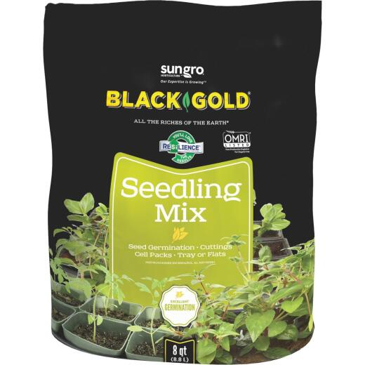 Black Gold 16 Qt. 8-1/3 Lb. All Purpose Container Potting Seed Starting Mix