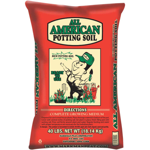 All American 40 Lb. All Purpose Potting Soil