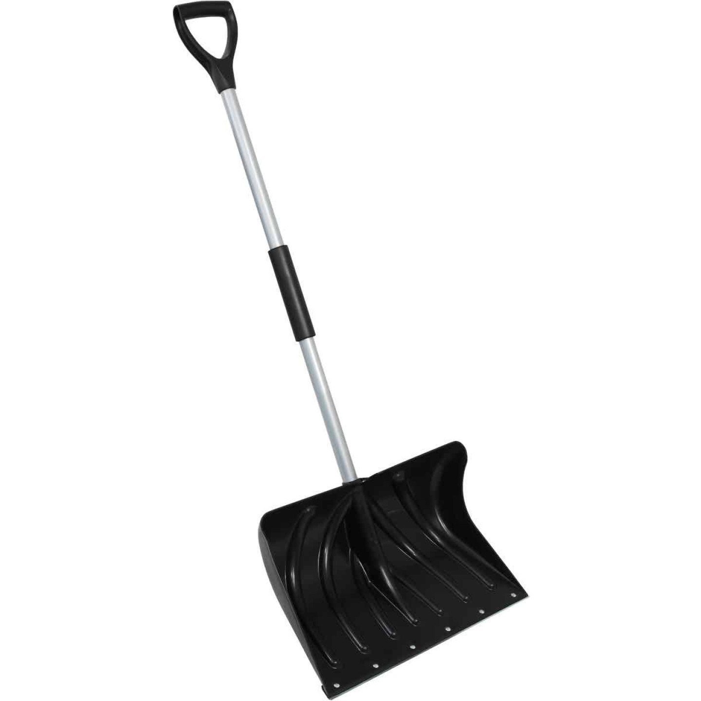 20 In. Poly Snow Shovel with 38 In. Steel Handle Image 1