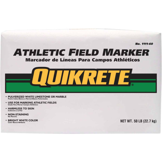 Quikrete 50 Lb. Field Marking Lime