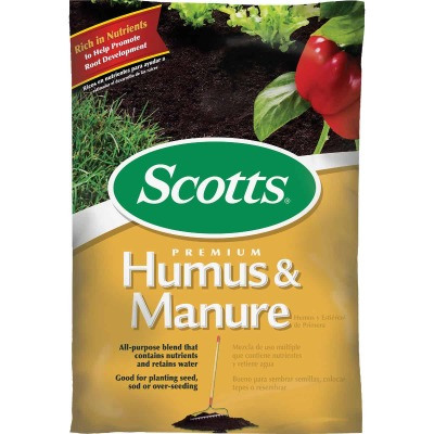 Scotts 43 Lb. 0.75 Cu. Ft. Humus & Manure
