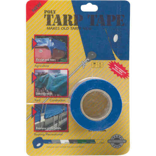Gosport 35 Ft. x 2 In. Blue Tarp Repair Tape
