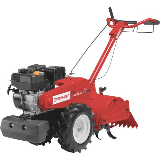 Troy-Bilt 18 In. 208cc Dual Rotating Rear Tine Tiller