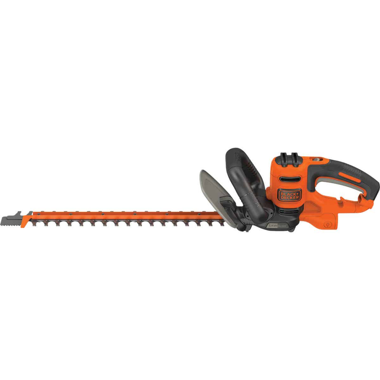 Black & Decker Sawblade 20 In. 3A Corded Electric Hedge Trimmer Image 4